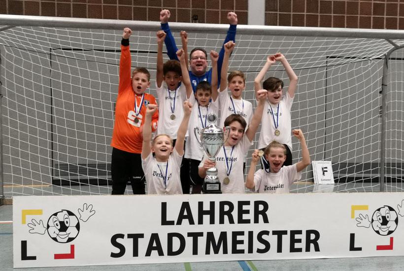 E1-Junioren: SC Lahr