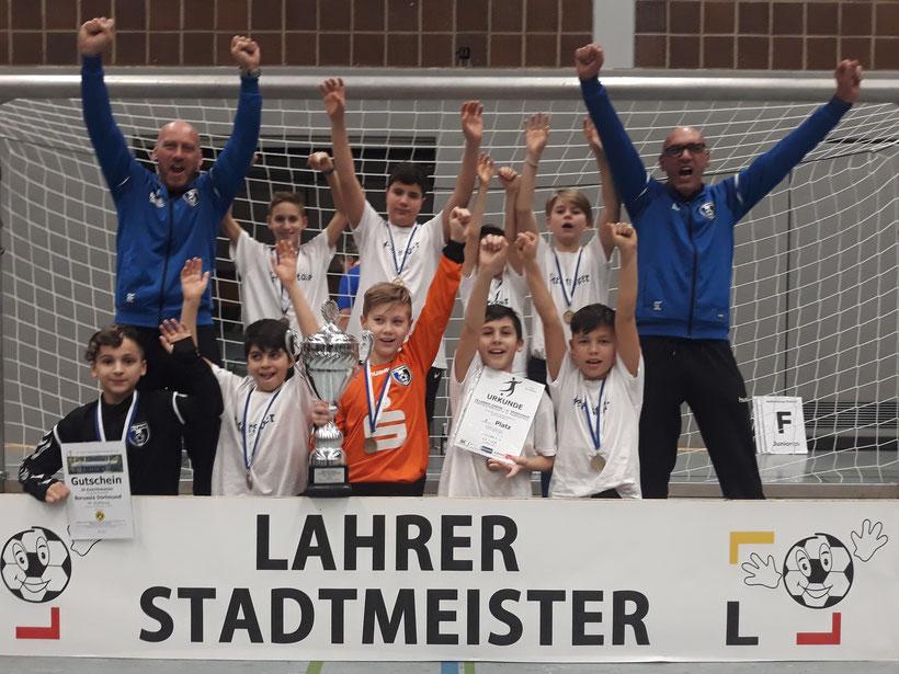 D2-Junioren: SC Lahr
