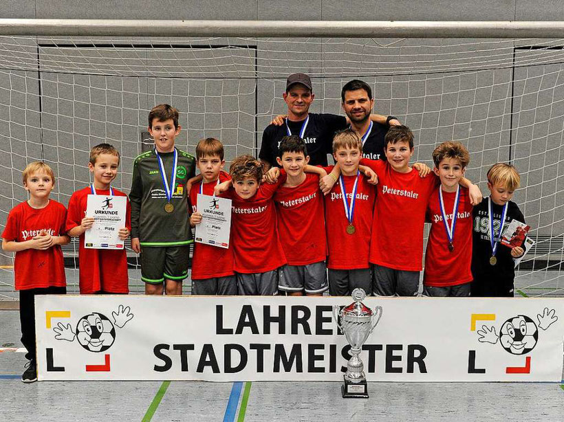 E1-Junioren: SC Lahr