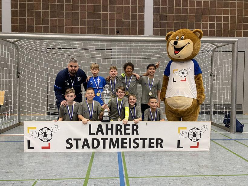 E1-Junioren: SG Heiligenzell