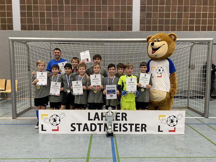 D2-Junioren: FV Dinglingen 2