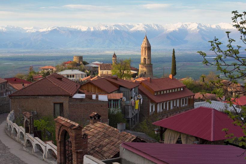 Signachio panorama / Foto: Kristina Stalnionytė