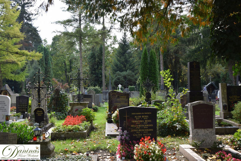 Konzipiert als Waldfriedhof und Naherholungsgebiet. Der Salzburger Kommunalfriedhof ist einzigartig und einen Besuch wert!