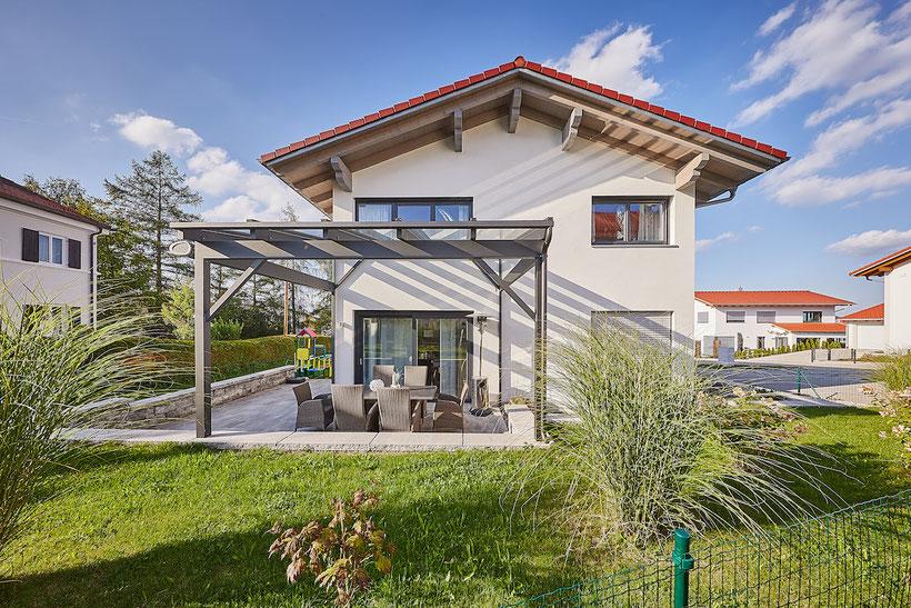 Terrassenüberdachung in Dorfen und Umgebung