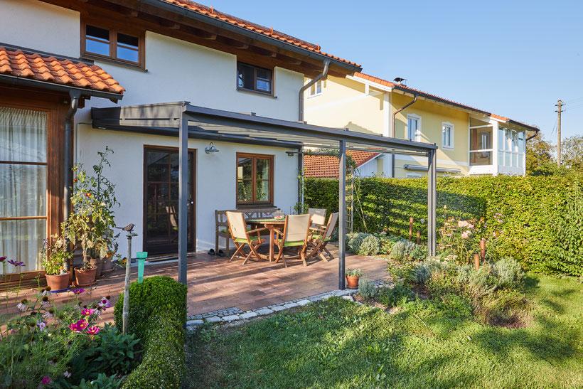 Terrassenüberdachung & Markisen in Hebertsfelden
