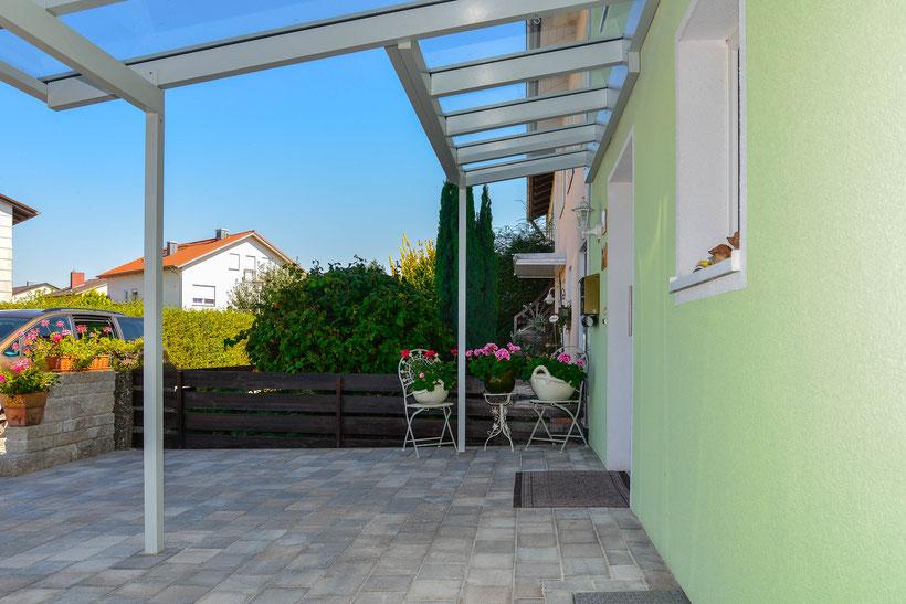 Terrassenüberdachung vom Profi in Traunstein