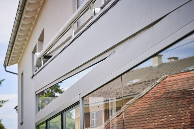 Qualität liegt im Detail - Terrassenüberdachung in Erding