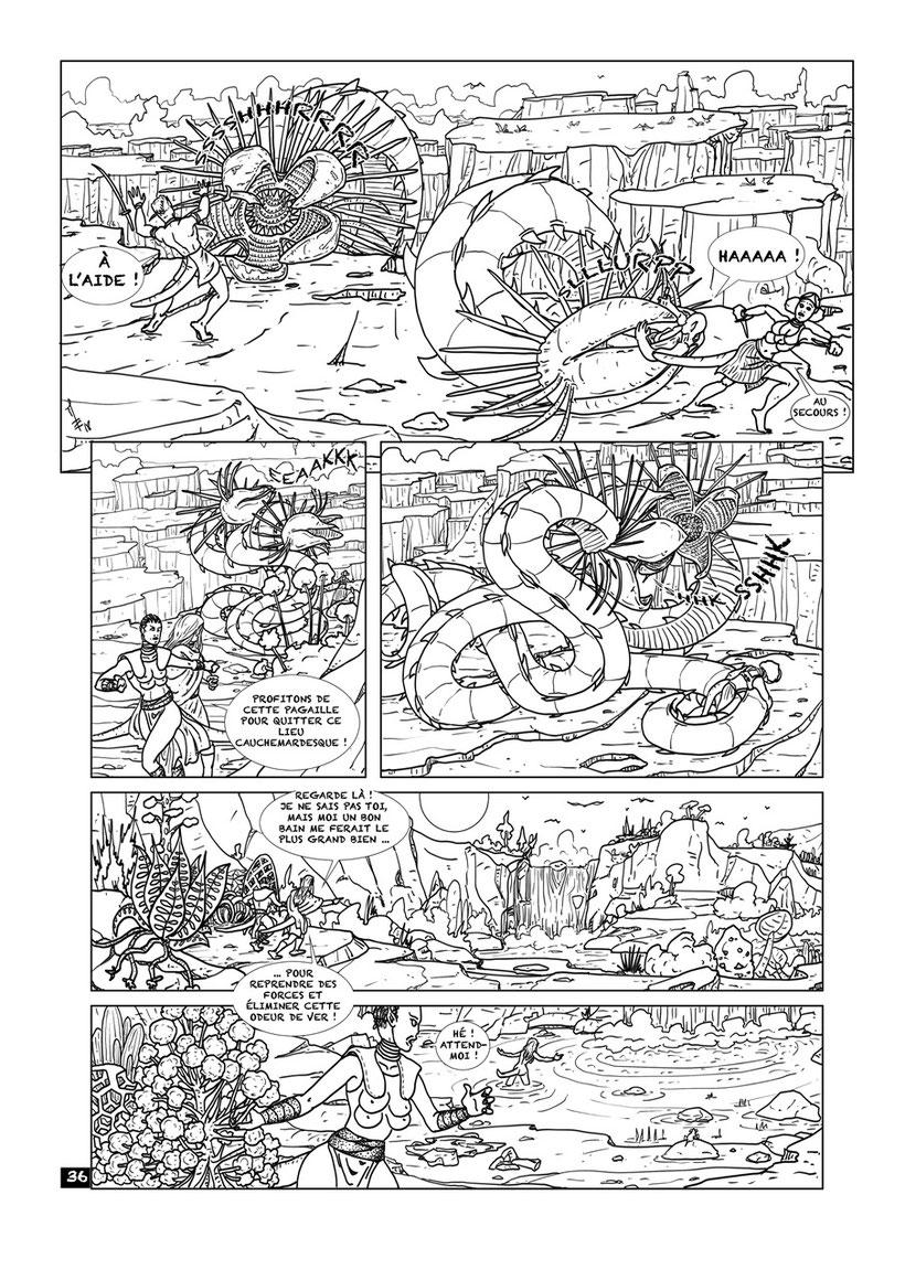 Étoile Miraculeuse 3 page 36