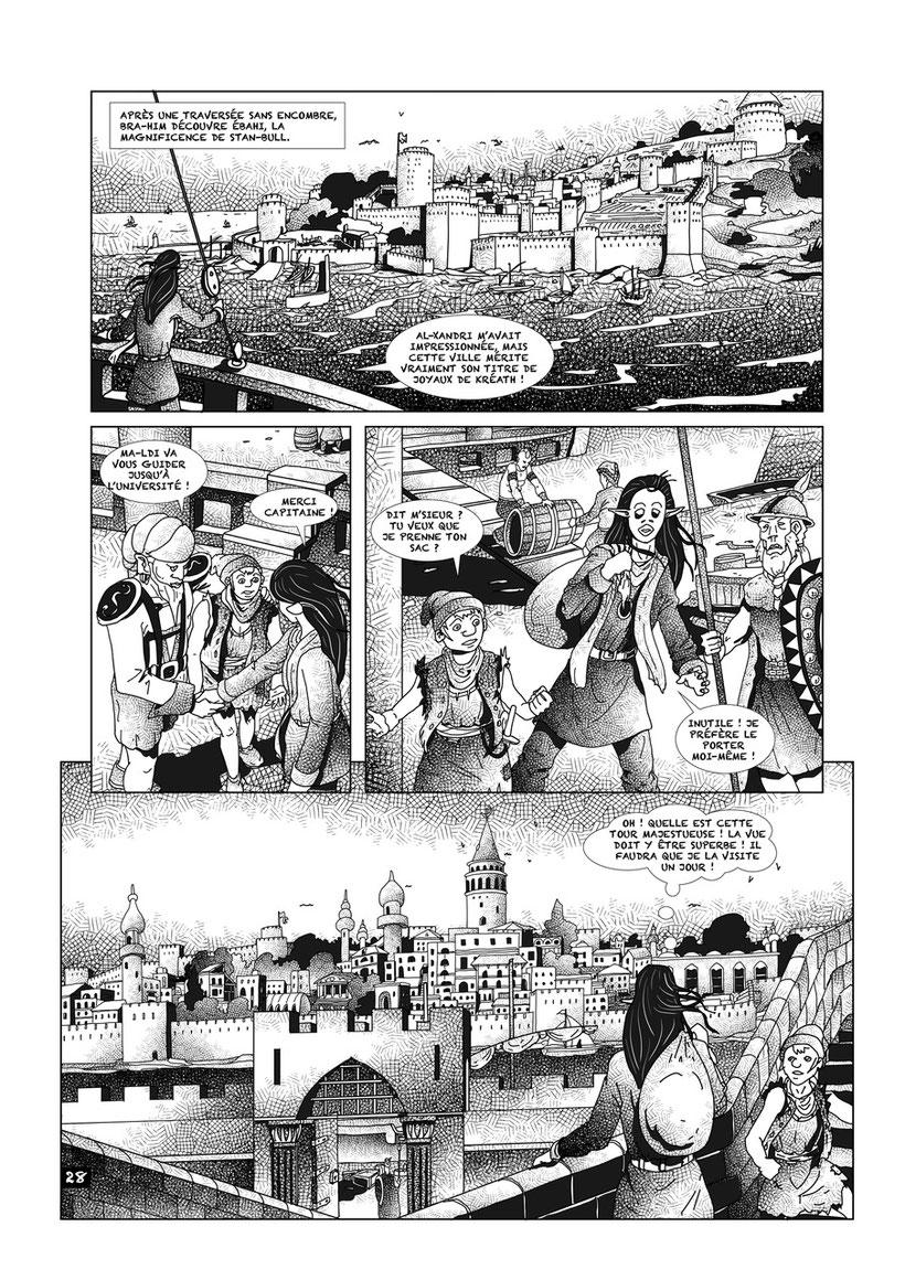 MALOTRUF - L'ÉTOILE MIRACULEUSE 4 - P28