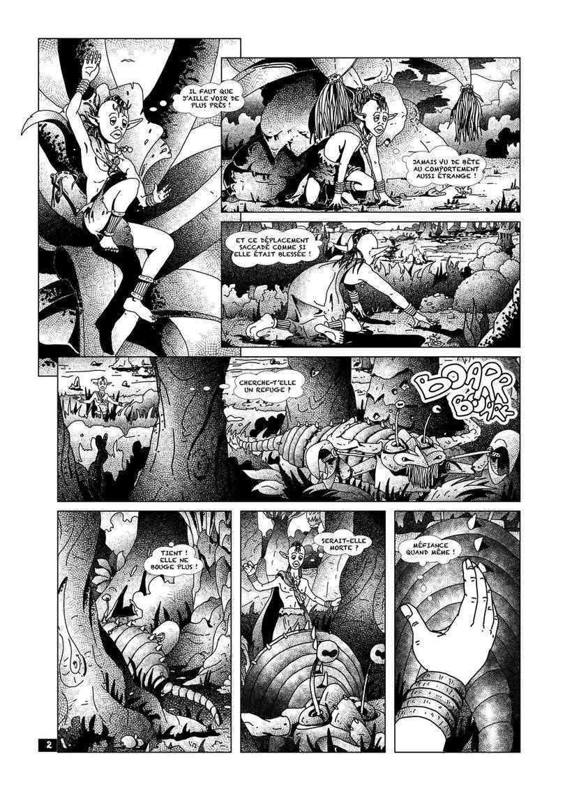 MALOTRUF - L'ÉTOILE MIRACULEUSE 4 - P2