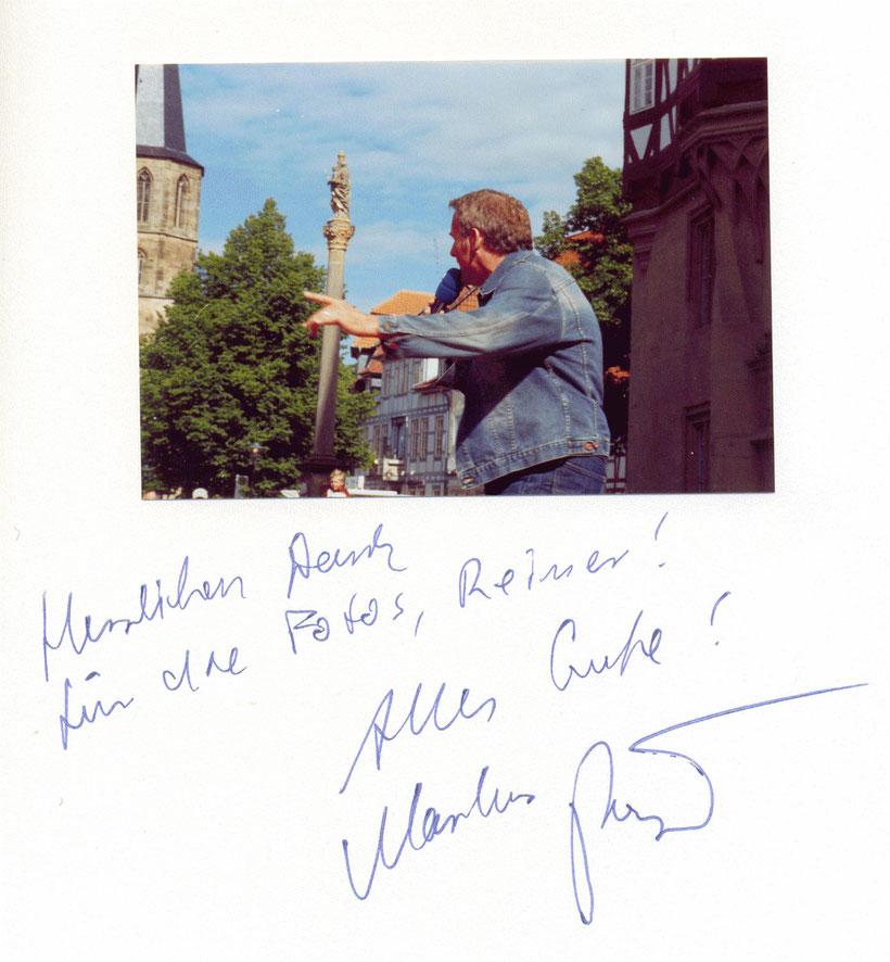 "Nr. 107  Markus Pingel, Redakteur ""Aktuelle Schaubude"""