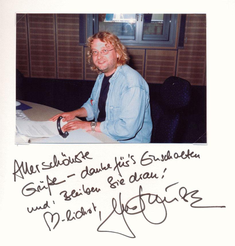 Nr. 87  Jens Krause, Hörfunkmoderator