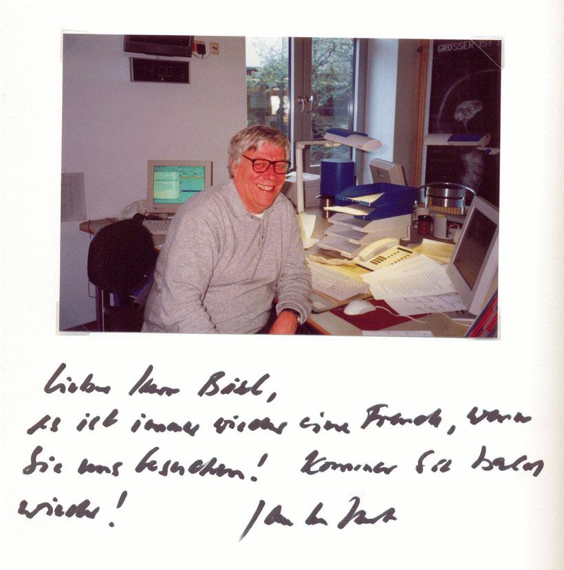 Nr. 92  Jan ter Horst, Hörfunkredakteur