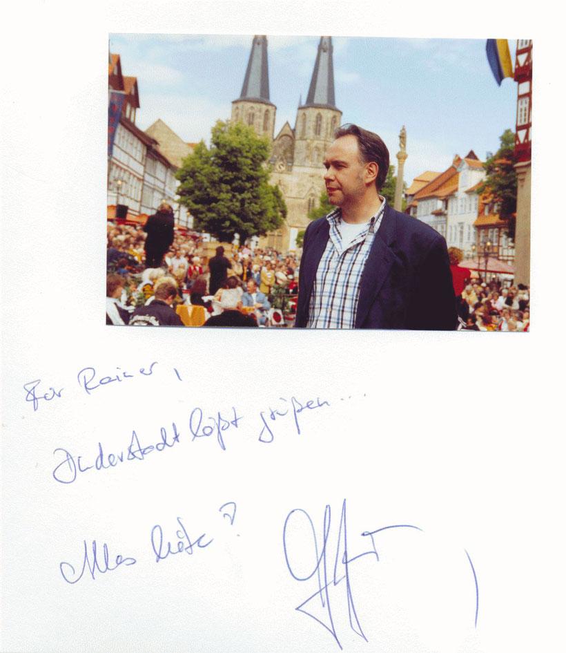 "Nr. 106  Thorsten Bartels, Redakteur ""Aktuelle Schaubude"""