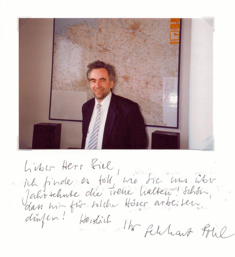 Nr. 91  Eckhart Pohl, Hörfunkchef