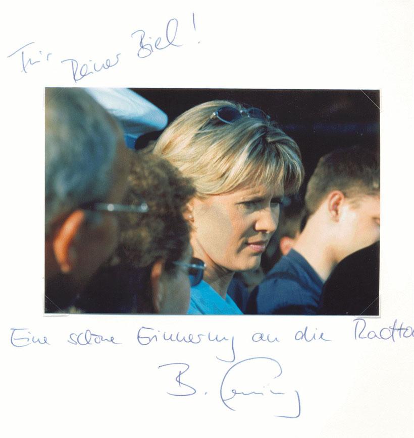 """Nr. 85  Bärbel Fehning, Moderatorin """"Hallo Niedersachsen"""""""