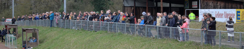 Volles Haus beim Spitzenspiel in Londorf!