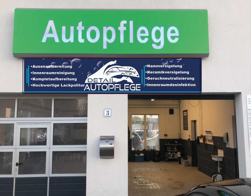 Detail Autopflege in Straßlach-Dingharting