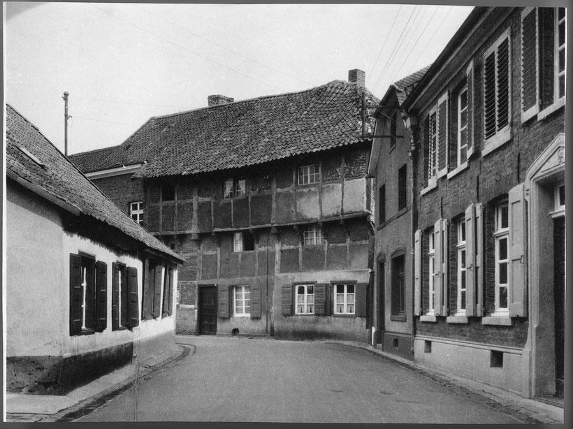 Niederstraße Haus Ahlers