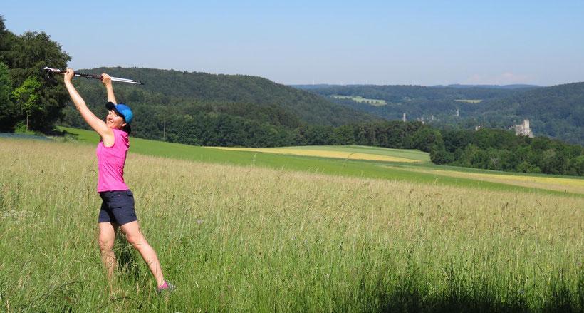 """Relaxation > reduce stress & fuel energy * in the nature park """"Fränkische Schweiz"""""""