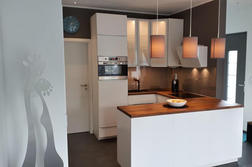 Belia's Home Ferienwohnung Küche