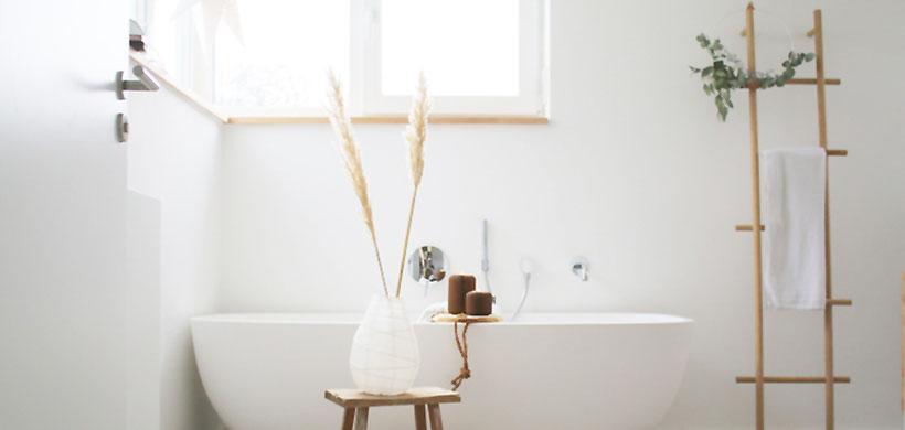 Naturlook für dein Badezimmer - Holzgalerie Hollstein