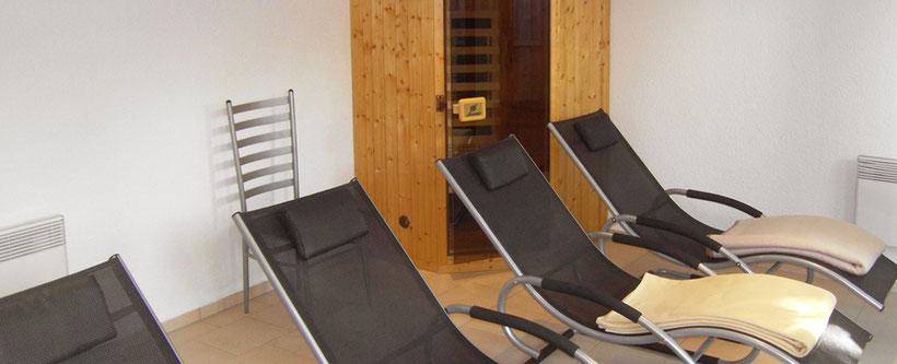 Prerow | Ferienwohnung Buchentraum 1/4 - Sauna