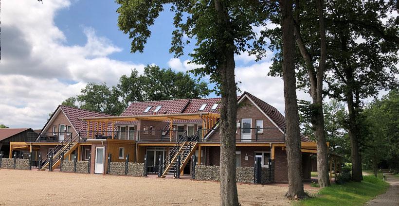 Motel Am Kreisel, Börger Straße 5, 49751 Spahnharrenstätte - Modern. Komfortabel. Preiswert. - Ankommen und Wohlfühlen.