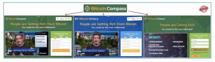 bitcoin compass truffa