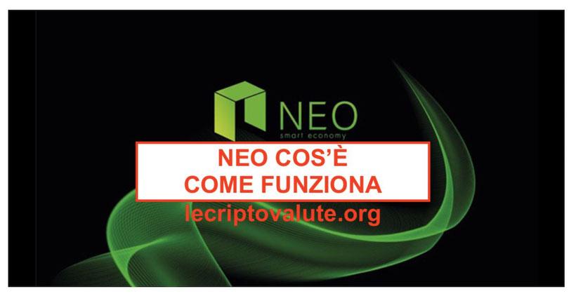 Cos'è la criptovaluta NEO (NEO)? | Bit2Me Academy