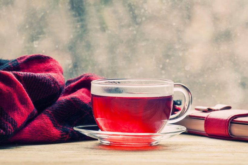lose weight red tea detox