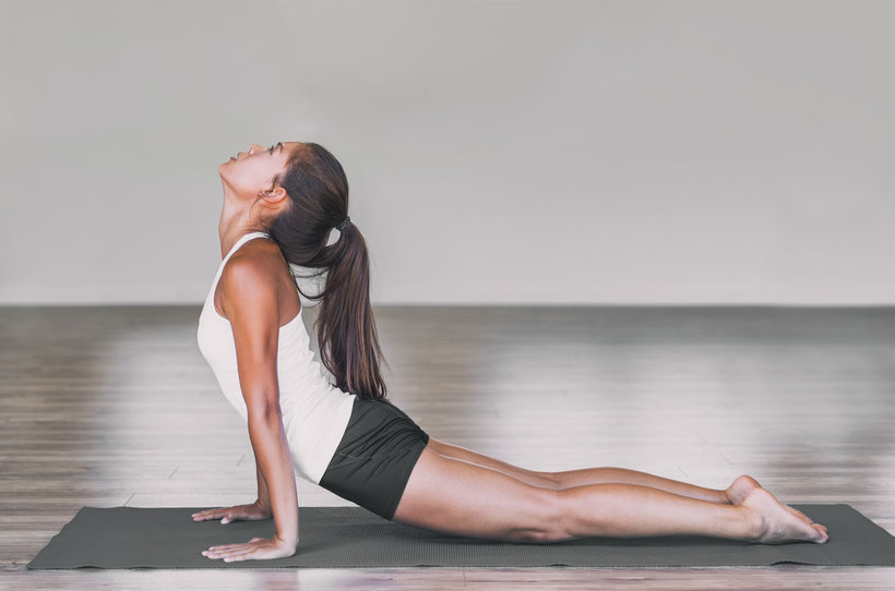 core exercises press up