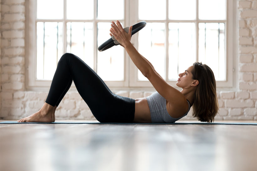 core exercise crunch