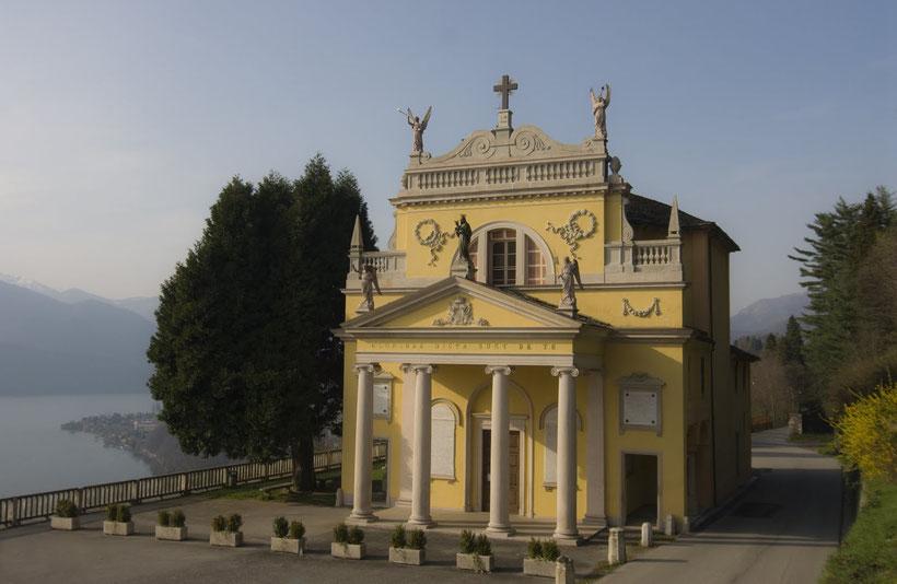 Santuario della Bocciola, Vacciago di Ameno (5 minuti da Orta)