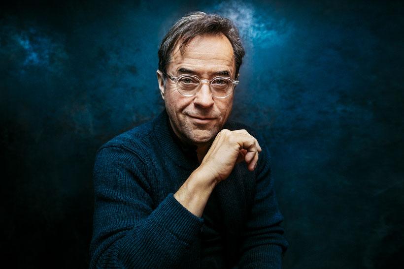 Porträt von Schauspieler Jan Josef Liefers | Foto: © Anne Hufnagl