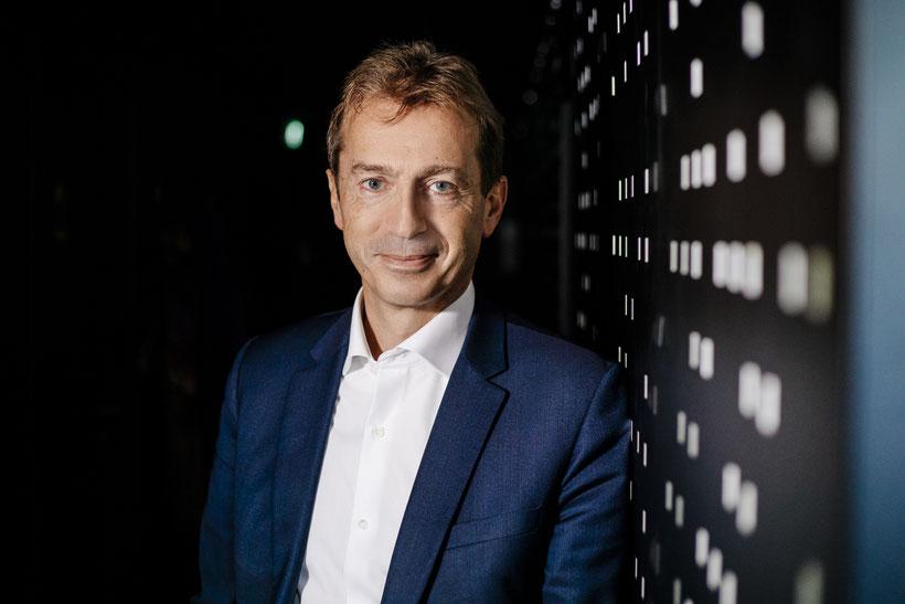 Guillaume Faury Vorstandsvorsitzender CEO Airbus SE | Foto: Anne Hufnagl