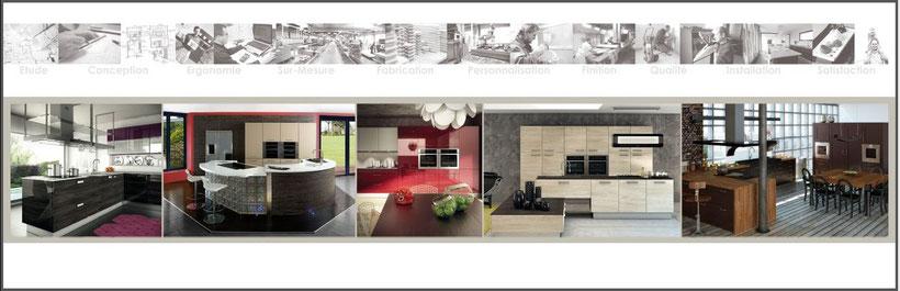 Catalogue Cuisines morel - L'atelier du Savoir Faire - Biscarrosse - 40