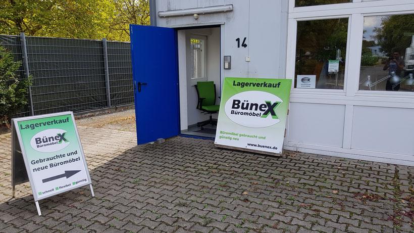 Gebrauchte Büromöbel mit persönlicher Beratung - Bünex Büromöbel