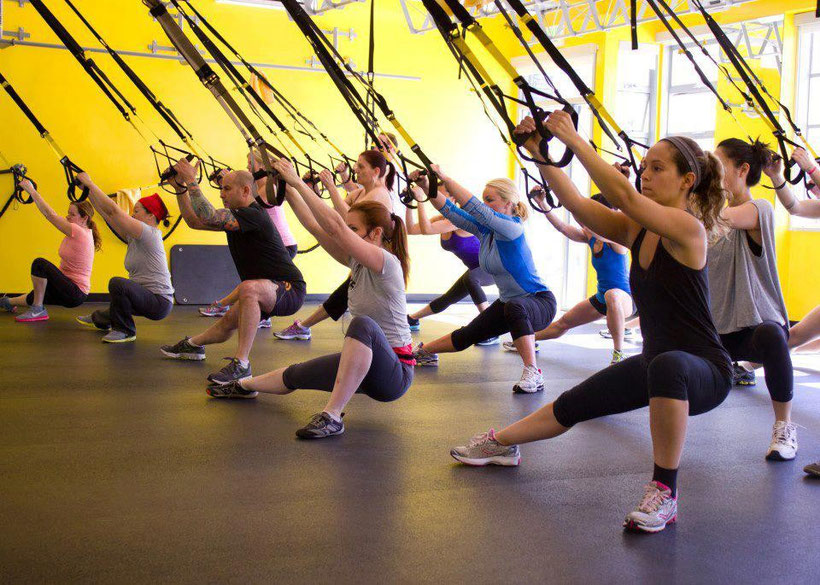 TRX Functional Fitness Training in Fürth
