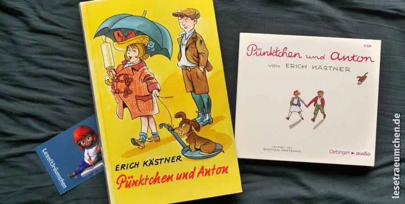 Leseträumchen Kästner Rezension Hörbuch Bastian Pastewka