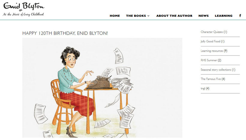 Quelle: https://www.enidblyton.co.uk/happy-120th-birthday-enid-blyton/