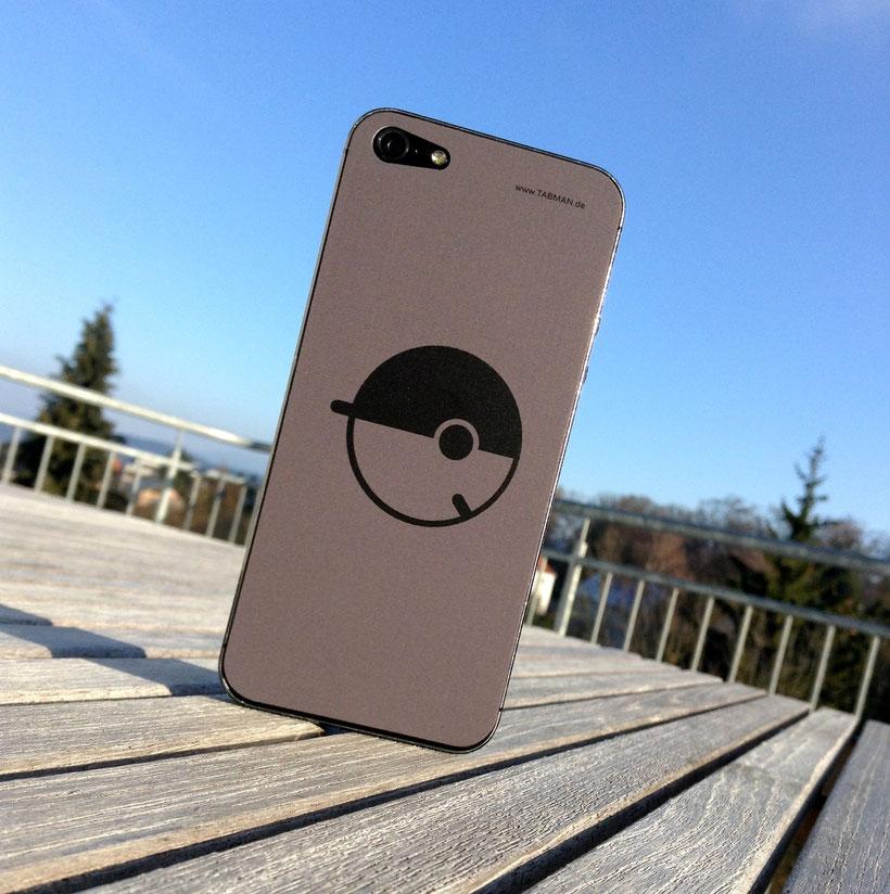 Schutzfolie für dein iPhone 5 - ©TABMAN