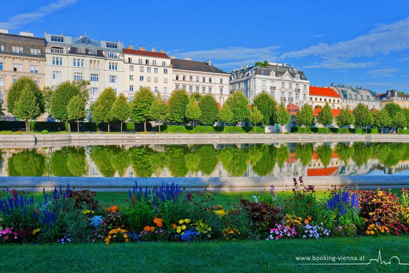 Wien ist die lebenswerteste Stadt der Welt, Hotel Urania Vienna, das beliebteste Hotel in Wien