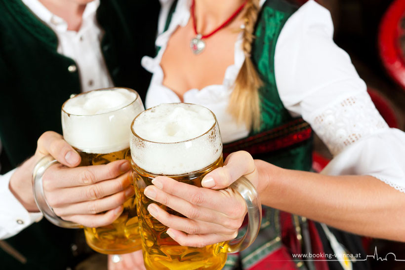 Einzigartig in Österreich, das Wiener Wiesn-Fest