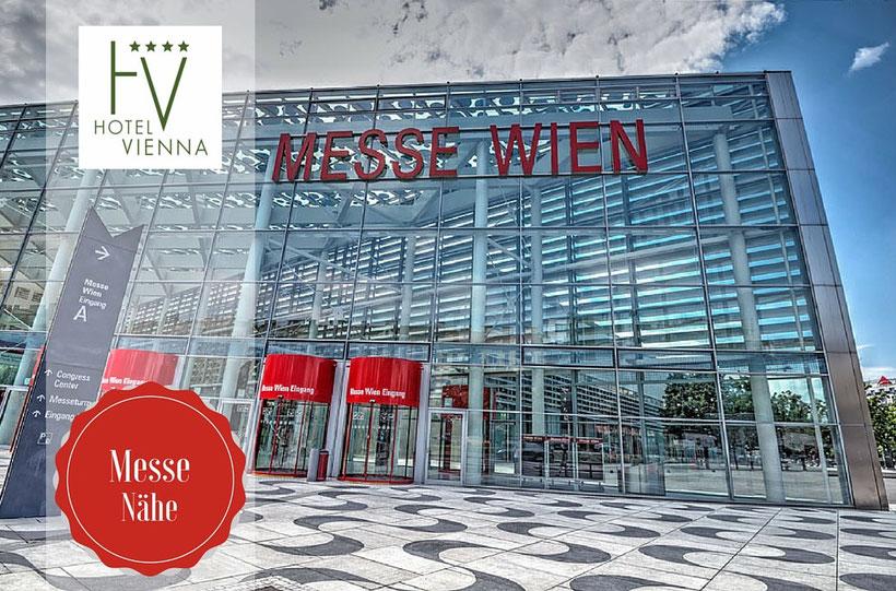 Booking Vienna Bewertung: Das Hotel Vienna in Wien Prater liegt günstig in der Nähe zur Messe, buchen günstige Hotels in Wien