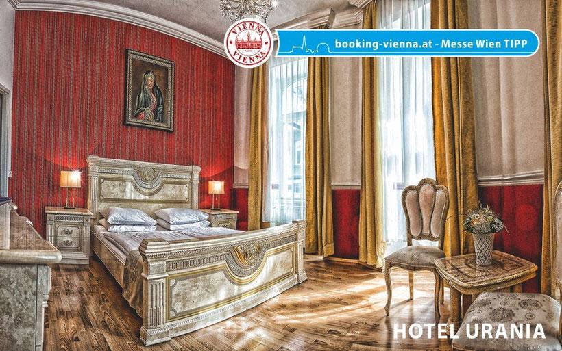 Booking Vienna Messe Wien Hotel Empfehlung, Hotelempfehlung buchen Sie günstige Hotels in Wien Nähe Zentrum Hotel Urania