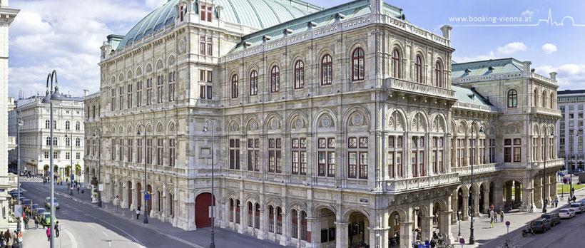 Die Wiener Bienen wohnen mitten im Zentrum: Bienenstöcke stehen auf dem Dach der Staatsoper, günstig Hotel buchen, unser Top Tipp Hotel Urania