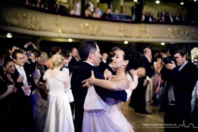 Bälle in Wien / Balls in Vienna, Silvesterkonzert, günstig Hotel buchen, unser Top Tipp Hotel Urania
