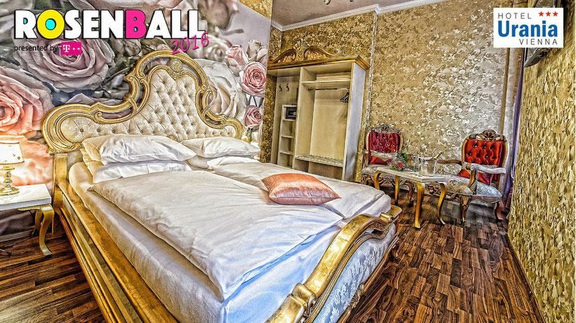 Rosenball 2016, Ballnacht Wien, günstig Hotel buchen, unser Empfehlung Hotel Urania, gute Bewertung
