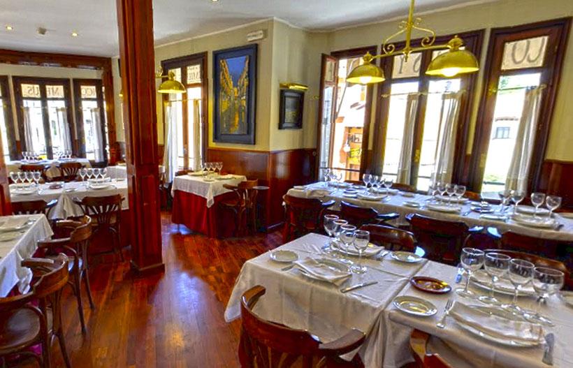 Casa Vicente restaurante